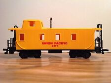 "HO Scale ""Union Pacific Railroad"" 207 Freight Train Caboose"