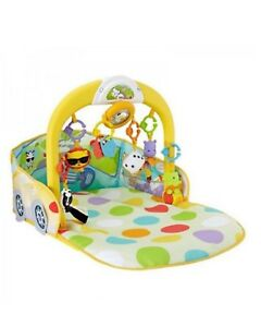 Fisher-Price 3-in-1 Convertible Car Gym Brand NEW