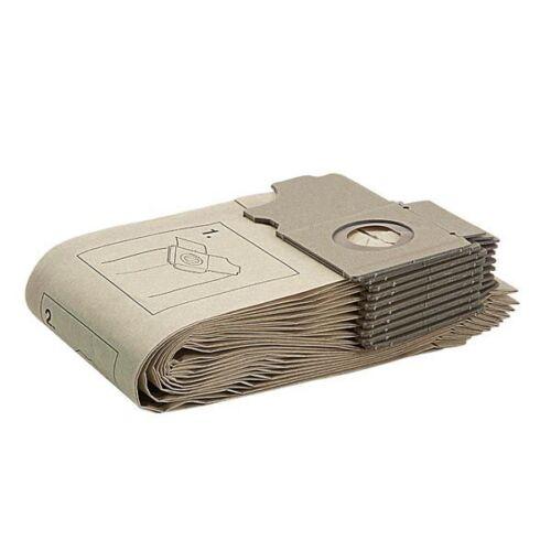 10 original sacs pour aspirateur 6.906-097 pour Karcher tbs 35 E