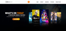 Auto Updating Movie Trailers Online Business Turnkey Website