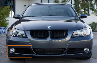 Neuf D/'Origine BMW Z3 E36 99-03 Pare-Chocs avant Inférieur Centre Grille Noir