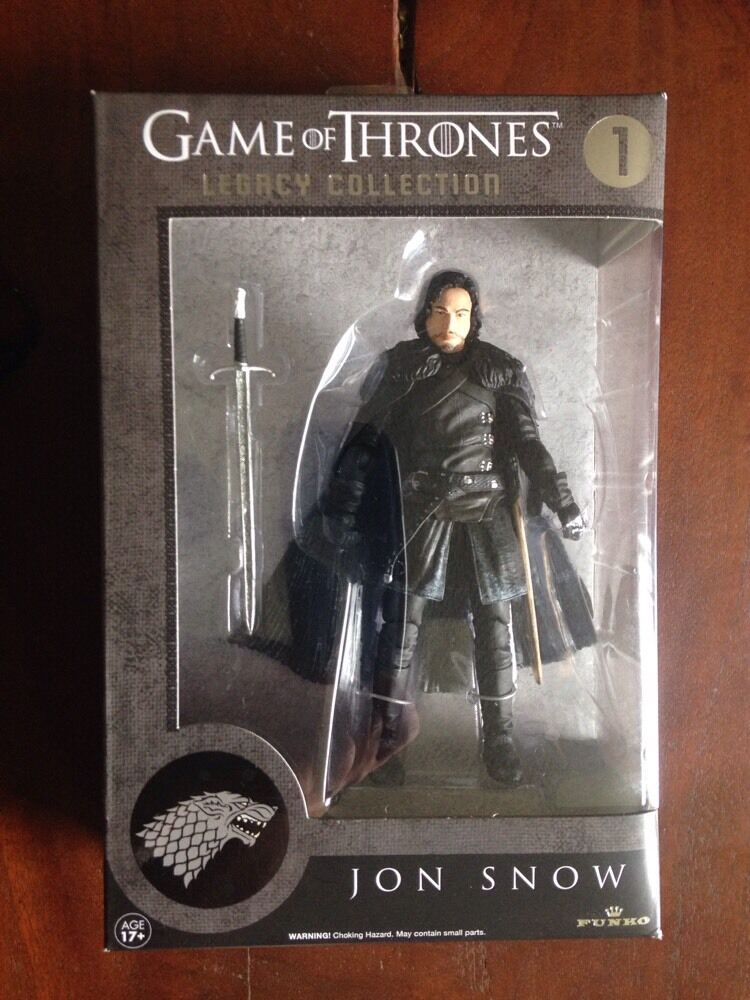 Game Of Thrones Jon Snow Action Fogure Collectible Funko Pop Figure