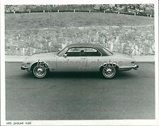 1975 Jaguar XJ6C Original Photo
