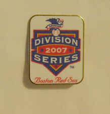 The Boston Red Sox 2007 American Division Series Baseball Pin Lapel Sports