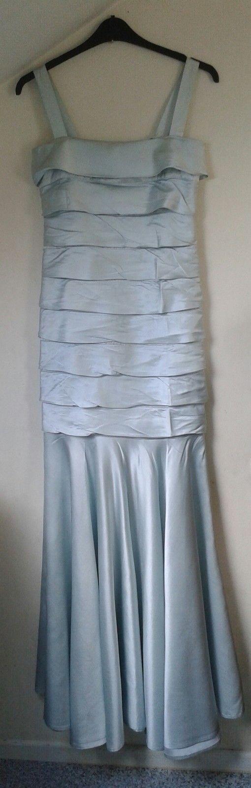 Maria Grachvogel Rare Elegant Luxury Pure Silk Gown- RRP