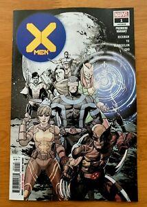 X-MEN-1-Yu-Premier-Variant-DX-2-per-store-Marvel-2019-NM