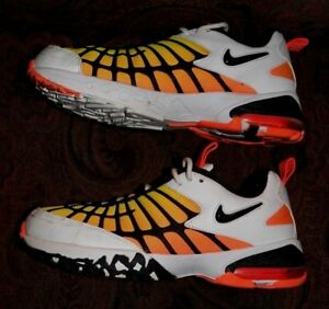 free shipping 6ab4c 0185f Details about Nike Air Max 120 OG Hyper Orange Yellow Athletic Shoes  819857-100 MEN'S SIZE 8.5