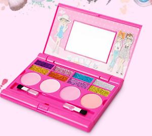 childrens beginner makeup beauty set kids lip gloss
