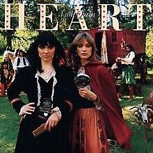 Heart-Little-Queen-2-Extra-Tracks-Remastered-CD-NEW