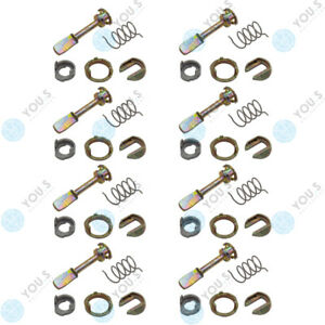 8-Set-you-s-Spare-Door-Lock-Cylinder-Front-Right-for-Seat-VW-NEW