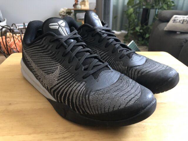 Size 10 - Nike KB Mentality 2 Black