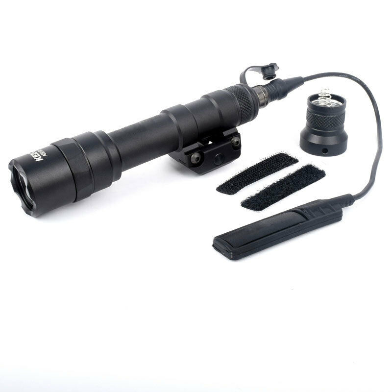 M600B Scout Light LED Tactical Flashlight with Remote Pressure Switch Controller