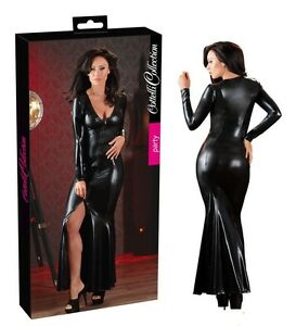 Wetlook Erotico Shop Lingerie Keisha Donna Sexy Cottelli Toy Lungo Abito 0FzH5n