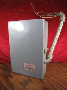Dayton-7-Day-Dial-Time-Switch-4-pole-2-NO-2-NC-120v-2E214A