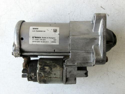 Petrol for F56 F55 F54 F57 F60-7649090 Genuine Used MINI Starter Motor