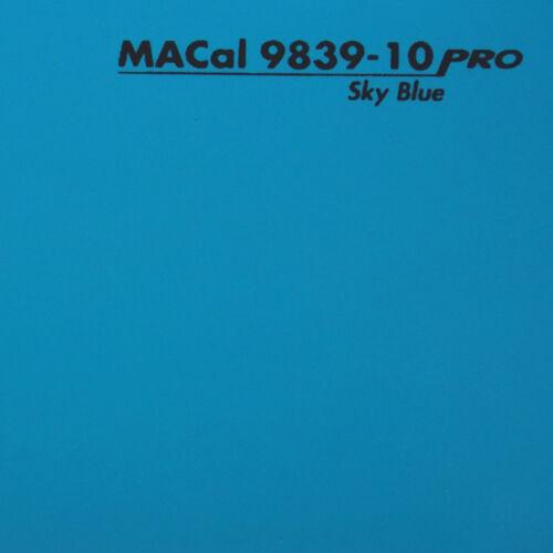 Autofolie PKW KFZ Folie himmelblau glänzend 61,5 cm 10 m 5,00 € //m