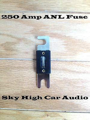 150 Amp ANL Fuse by Sky High Car Audio Inline Fuse for Car Audio