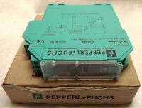 - Pepperl & Fuchs Power Feed Module Fault Line Monitoring Output Kfd2-eb
