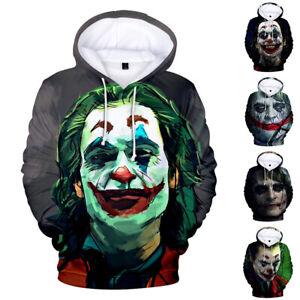 Men-Women-Sweatshirt-Hoodie-Movie-JOKER-3D-Print-Jacket-Coat-Pullover-Tops