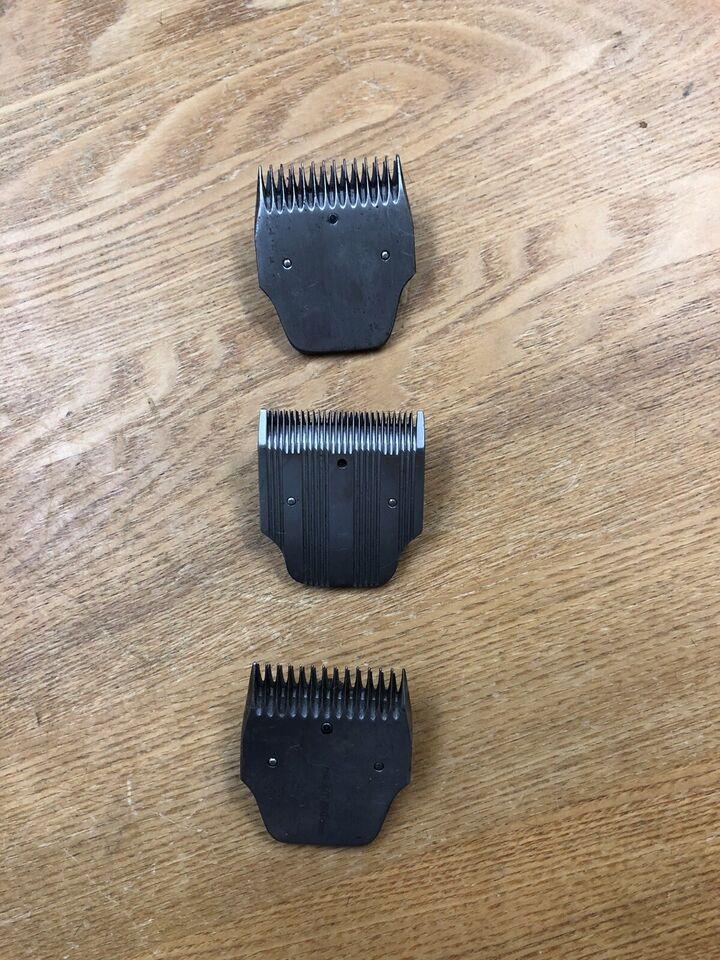 Trimmer, 2 Aesculap klippemaskiner