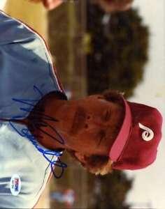 Mike-Schmidt-Psa-dna-Coa-Autograph-Hand-Signed-8x10-Photo