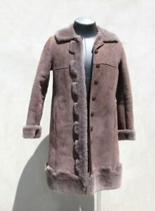 Button Lambskin Size 8 100 Lodenfrey French Up Coat Brown Womens Jacques Jekel qAgwYgB