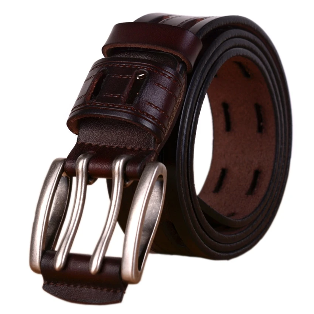 Belts for man Genuine Leather new 2021 Luxury High Quality brand