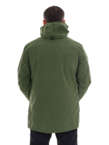 Outdoor Functional Coat Seil Green Pustende Brunotti Fore Jacket AqZnwBZ87