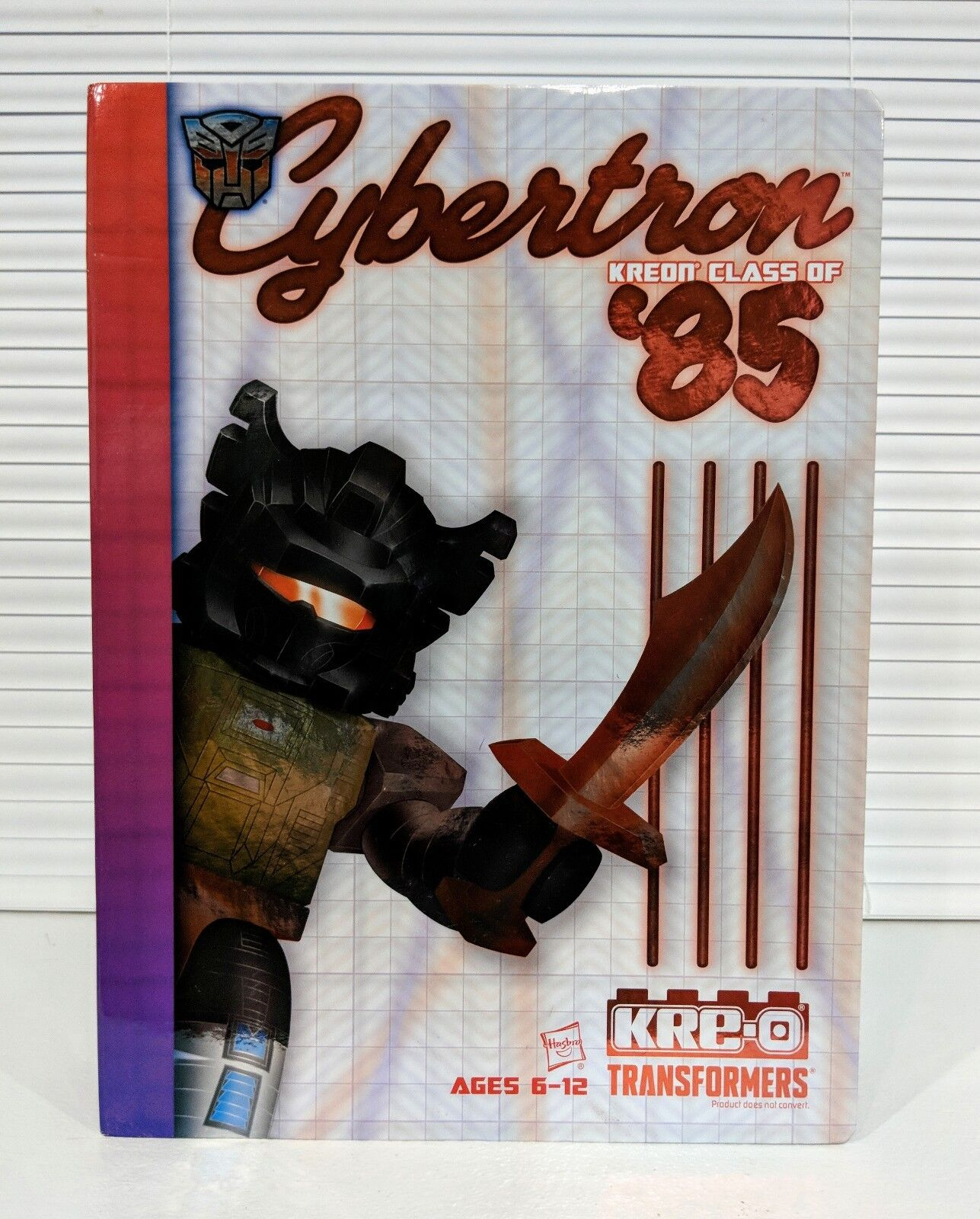 San Diego Comic Con 2015 Kreon Class of 1985 (B0090) SDCC MINT HASBRO