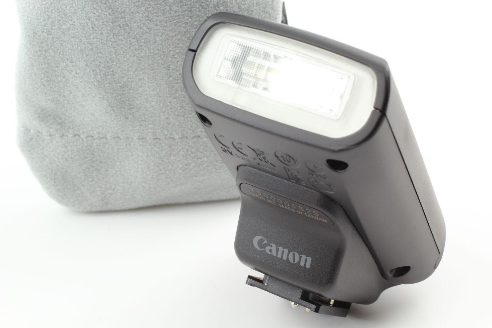 [MINT] Canon 90EX Speedlite w/ Soft Case From JAPAN