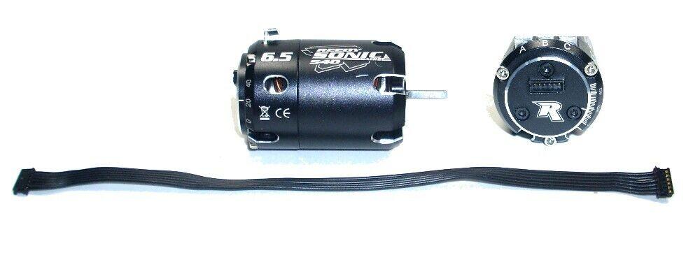 ブラシレスモーター6.5ソニック540サンダータイガー030240 40.927 U /ミン5531 kV dpo?