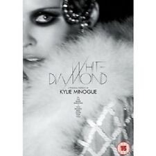 "KYLIE MINOGUE ""WHITE DIAMOND/HOMECOMING"" 2 DVD NEUWARE"