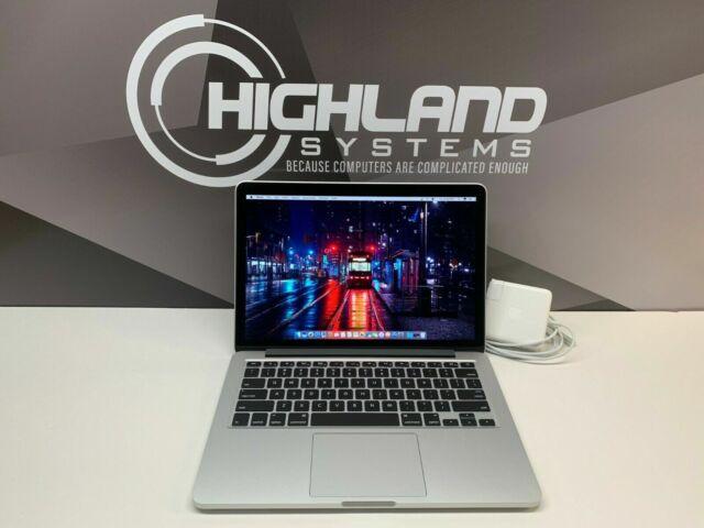MacBook PRO 13 / RETINA / CORE i7 / 1TB SSD / 16GB RAM / WARRANTY / OS-Catalina
