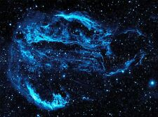 SPACE CYGNUS LOOP NEBULA STAR GAS ASTRONOMY LARGE POSTER ART PRINT BB3235A