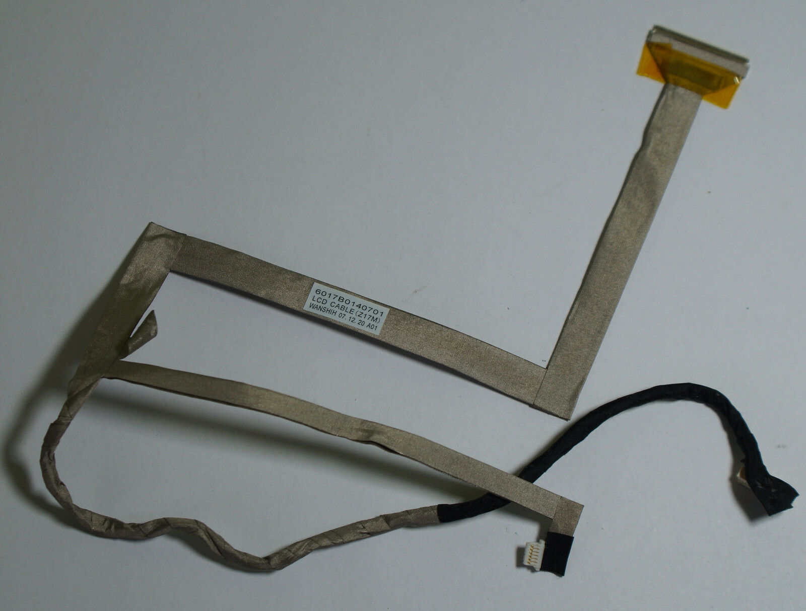 LCD Cable 6017B0140701 from Fujitsu Esprimo Mobile V5535 Top!