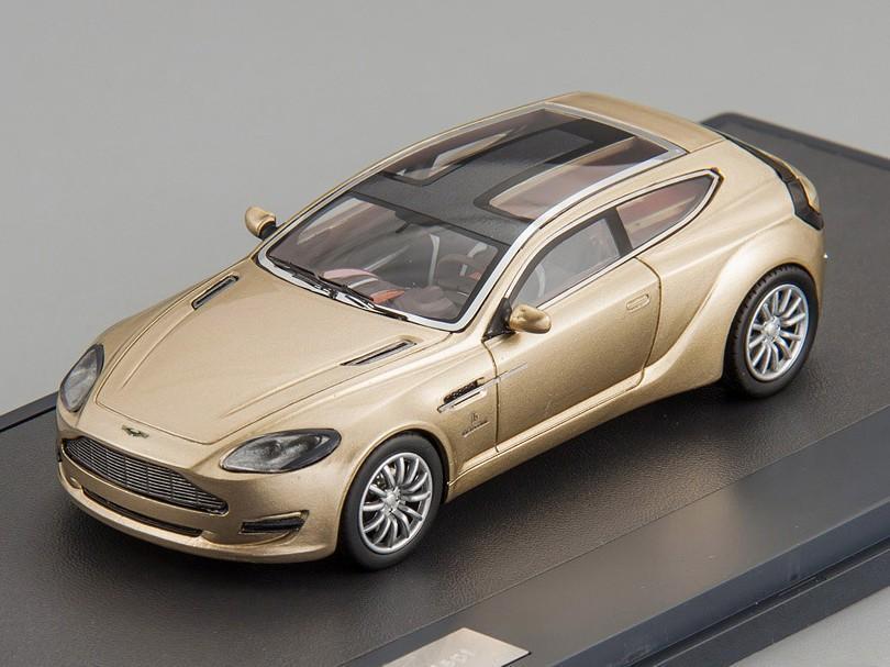 Aston Martin bertone jet2 el 2013 oro mx50108-091 Matrix 1 43 New