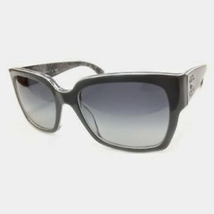 ad7532b0ad392 Image is loading AUTHeNtIc-CHANEL-Sunglasses-5220-Tweed-Cateye-Square-Grey-