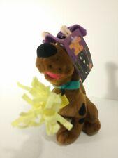 1999 Warner Bros Studio Store Halloween Scooby-Doo Witch Mini Bean Bag-Beanie