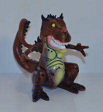 "1997 Crawler Rex 4.5"" Toy Biz Action Figure X-Men Marvel Universe Savage Land"