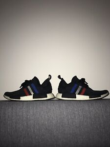 new concept fdda4 08574 Details about adidas nmd tri colour