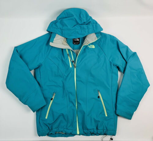 The North Face Women's Large Blue Puffer Coat Jack