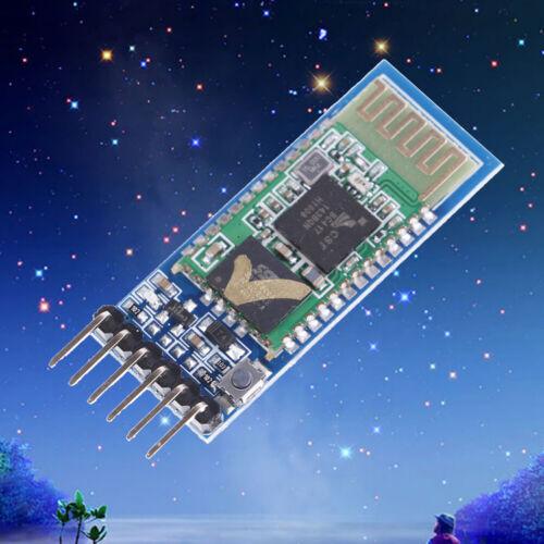 HC-05 wireless bluetooth RF transceiver module serial RS232 TTL for arduino ES