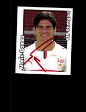 Mario Gomez VfB Stuttgart Panini Sammelbild 2008-09 Original Signiert +A 153108