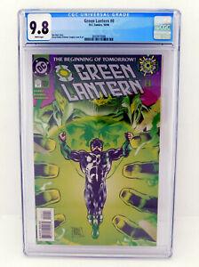GREEN-LANTERN-0-CGC-9-8-Ron-Marz-White-Pages-1994