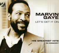 Marvin Gaye - Let's Get It On [new Cd] Uk - Import on sale