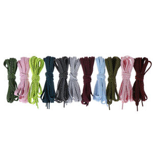 1-Paire-120Cm-Lacets-Plats-Imbriques-Lacets-Chaussures-Occasionn-JE