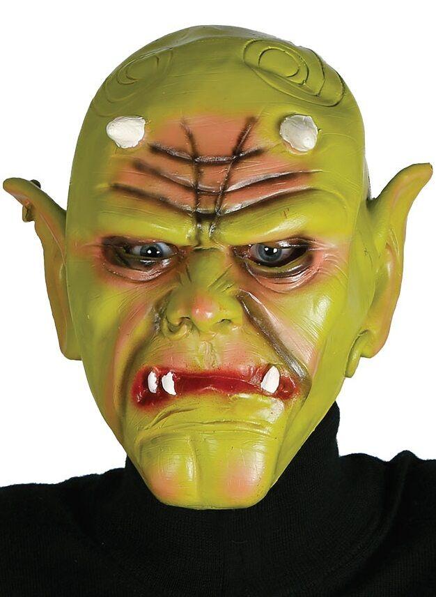 Halloween Tree Sprite Fancy Dress Costume Mask