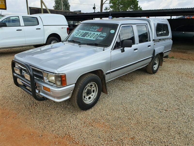 1997 Toyota Hilux 2000 SR Double Cab for sale!