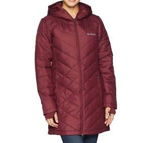 be98dae644 Columbia Women's Plus Sz Heavenly Hooded Jacket - Choose Sz/color Black 3x