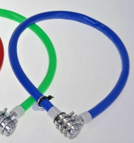 Filmer 43.002 Kids Bicycle Cable Lock 10mm 50cm-level 1